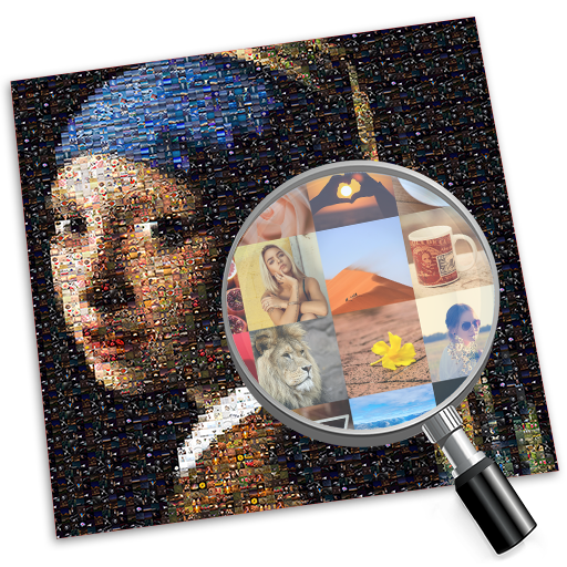 TurboMosaic - Photo Mosaic Maker